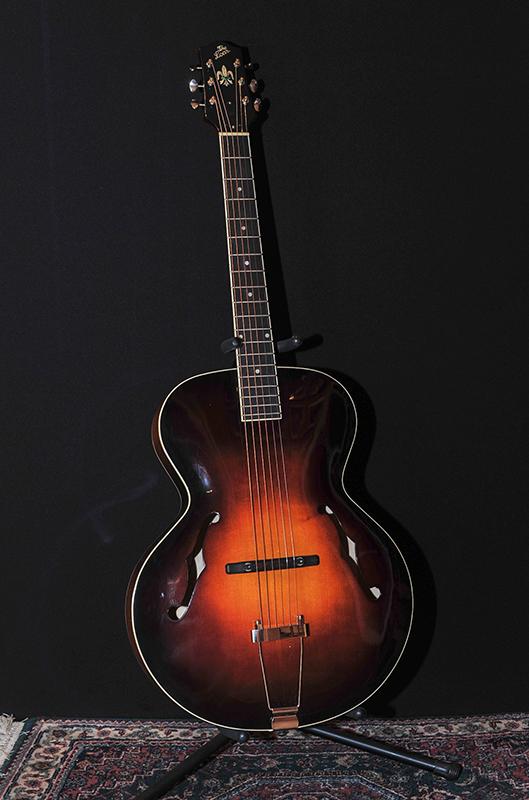 Guitars - Bob Alexander
